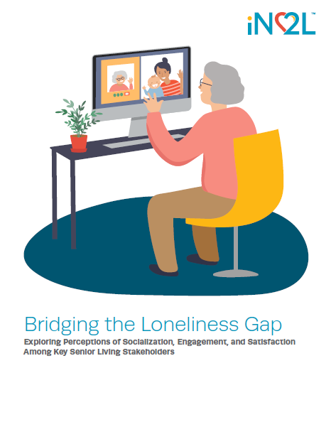 iN2L research on loneliness in senior living settings