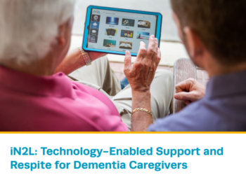 White paper on how iN2L supports caregivers